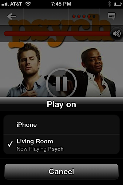 Netflix with Chromecast