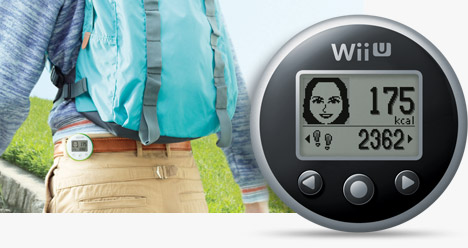 Wii Fit U - Fit Meter