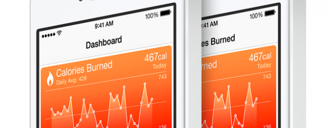 Apple's Health app displayed on an iPhone