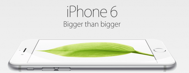 Apple Announces iPhone 6, 6 Plus, Apple Watch, and Apple Pay