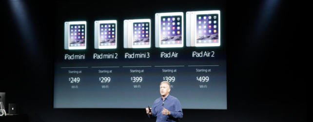 Apple Releases Yosemite, Announces iOS 8.1 Date, and Shows Off New iPads