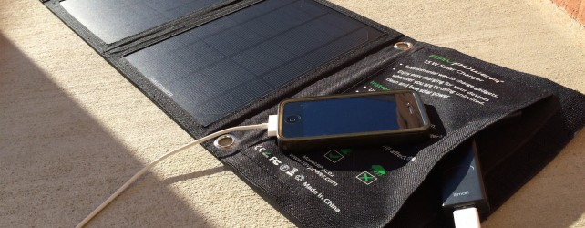 RAVPower Solar Panel Review
