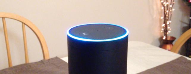 Amazon Echo (Alexa) Review