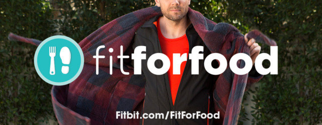 "Fitbit Announces ""Fit For Food"" Initiative"