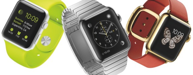Quick Apple Watch News Rundown