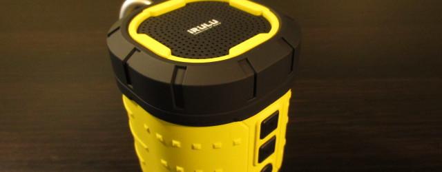 IRULU Hiking Bluetooth 4.0 Speaker Review