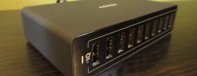 Anker 10-Port USB Charging Hub Review