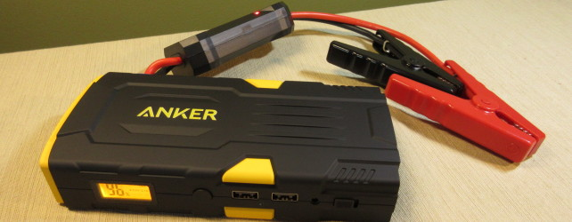 Anker PowerCore Jump Starter 600 Review
