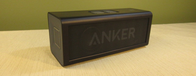 Anker A7909 Bluetooth Speaker Review
