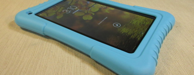 Dragon Touch M7 Tablet for Kids Review