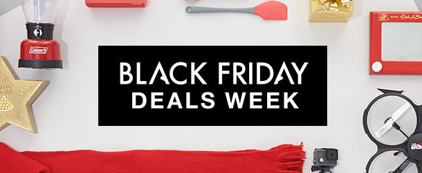Amazon Black Friday Deals Start a Week Early
