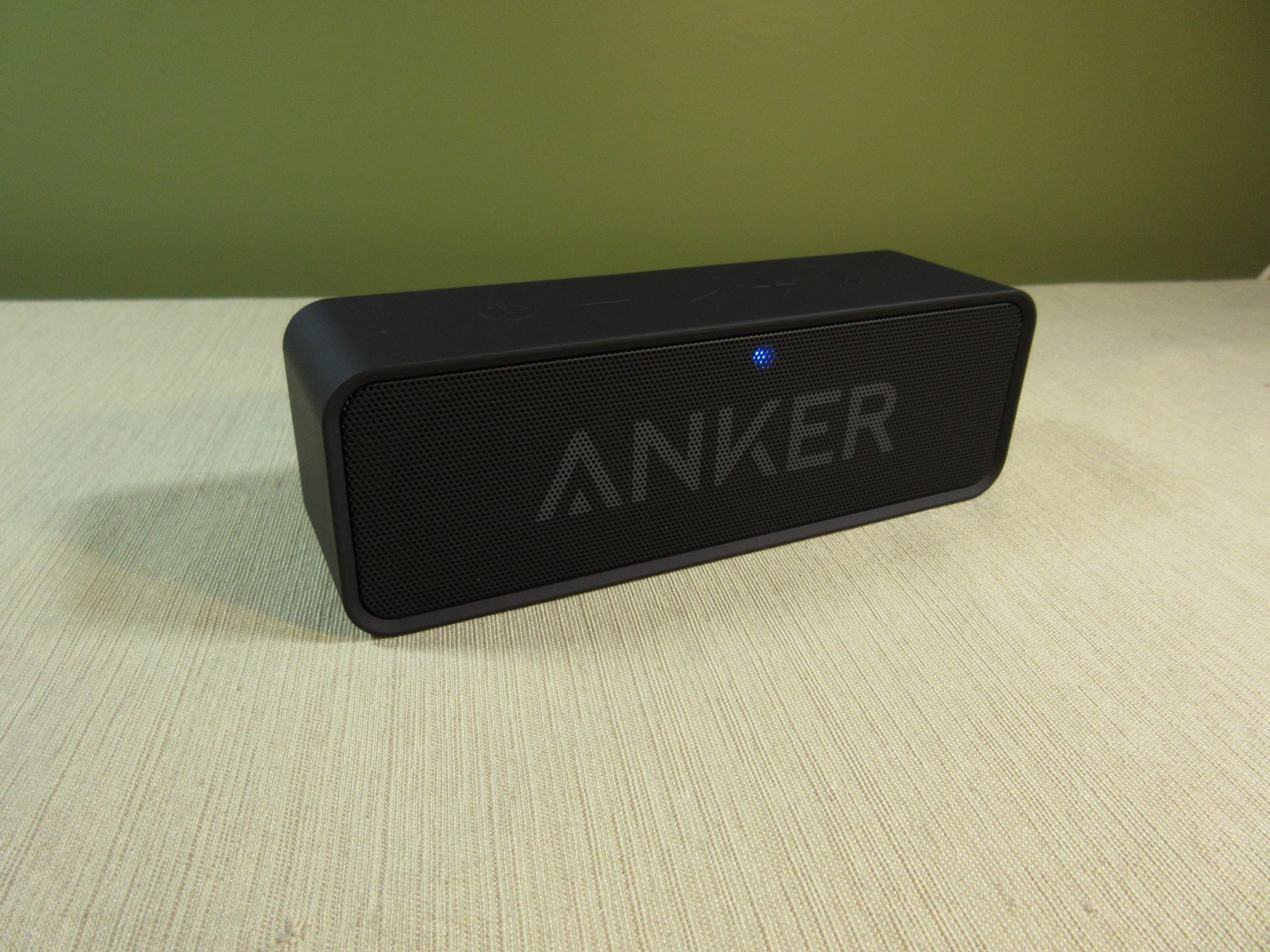 Anker Soundcore Bluetooth Speaker Review Technically Well