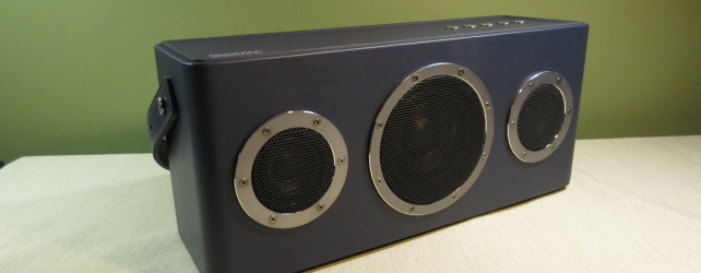 GGMM M4 Bluetooth and WiFi Speaker Review