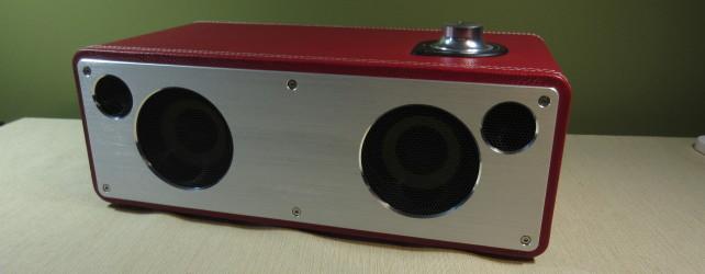 GGMM M-Freedom WiFi AirPlay DLNA Speaker Review