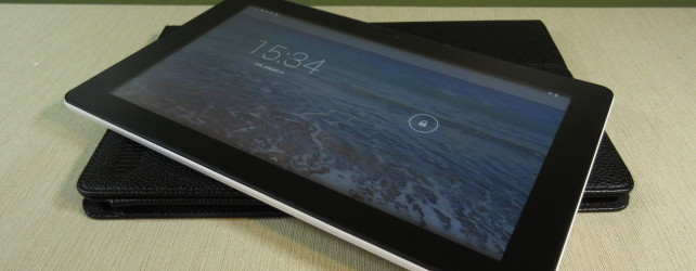 KingPad K100 Android Tablet Review