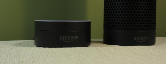 Amazon Echo Dot Review: Alexa's Little Sister