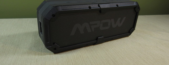 Mpow Armor Plus Bluetooth Speaker Review