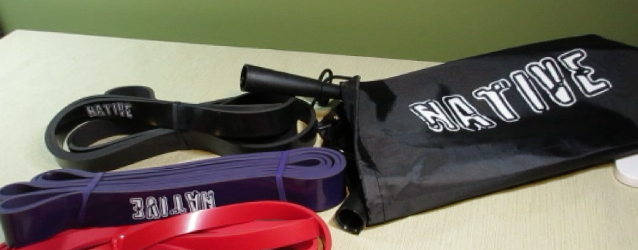 Native Fitness Resistance Bands and Speed Jump Rope Review