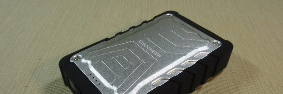 Coocheer Rugged Power Bank Review
