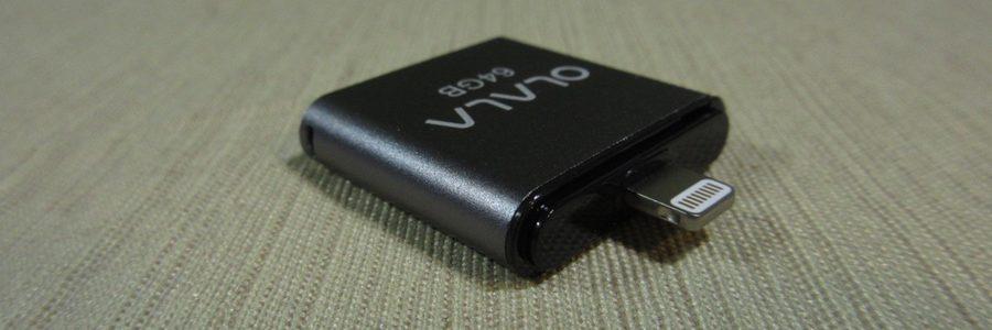 OLALA iDisk iPhone Flash Drive Review