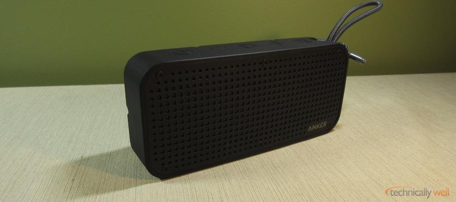 Anker SoundCore Sport XL Portable Bluetooth Speaker Review