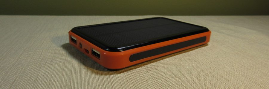 Holiday Gift Ideas: MAOZUA 15000mAh Solar Power Bank Review