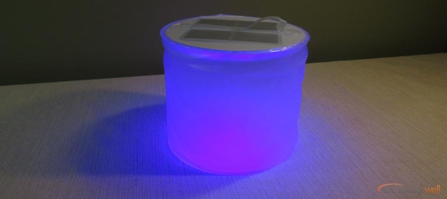 LEDNut Inflatable Solar Light Review