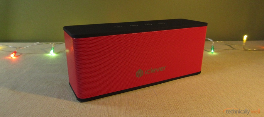 iClever BoostSound Bluetooth V4.2 Speaker Review