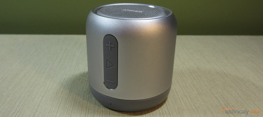 Anker SoundCore Mini Bluetooth Speaker Review