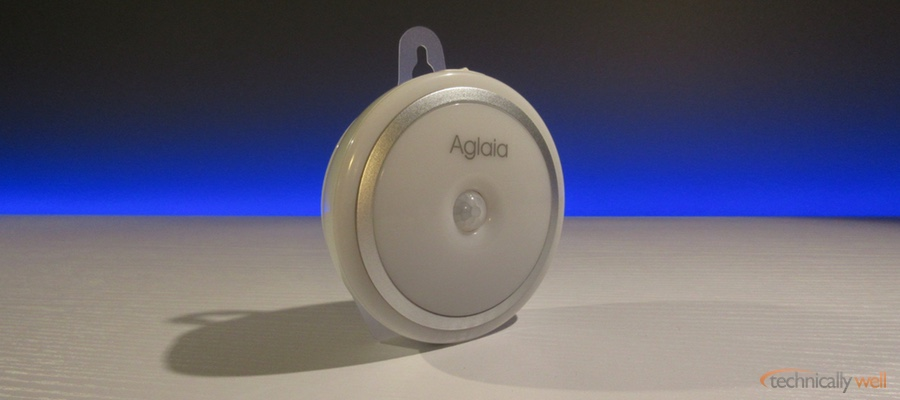 Aglaia Motion Sensor Rechargeable Light Review