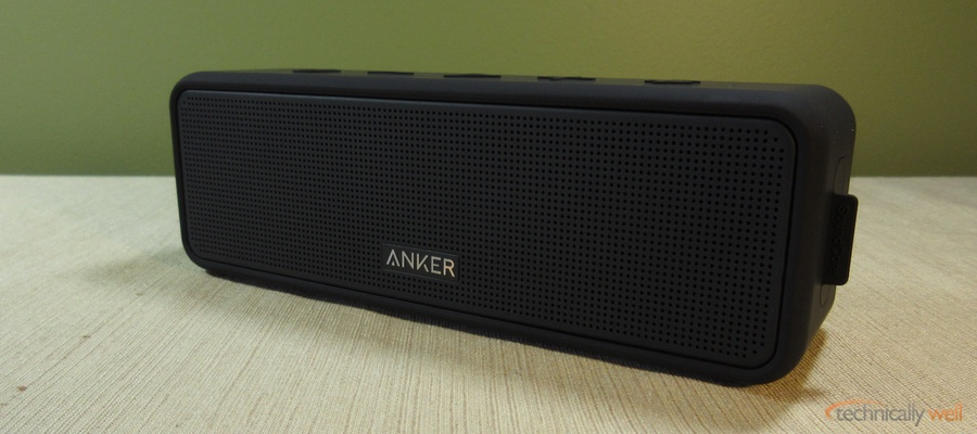 Anker SoundCore 2 Review 2017