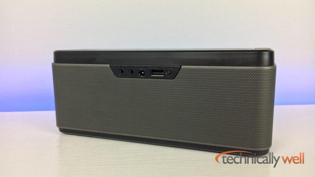 Douni A5 Speaker - Back