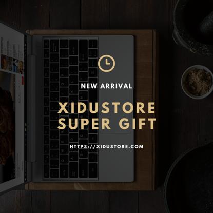 XIDUStore Gift