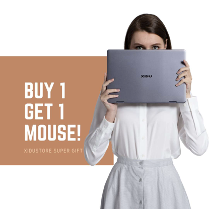 Buy 1, Get 1 Mouse