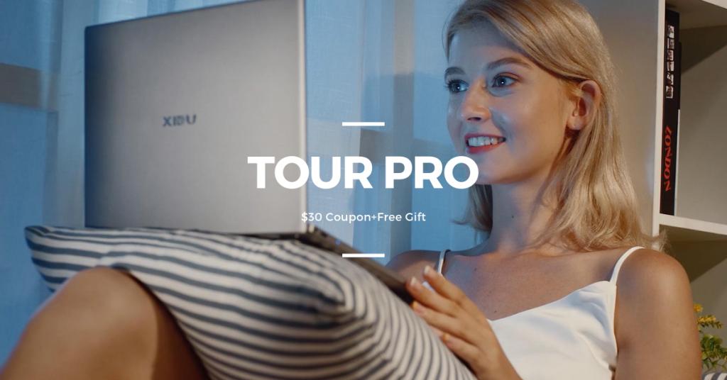 The XIDU Tour Pro as a good companion at leisure time