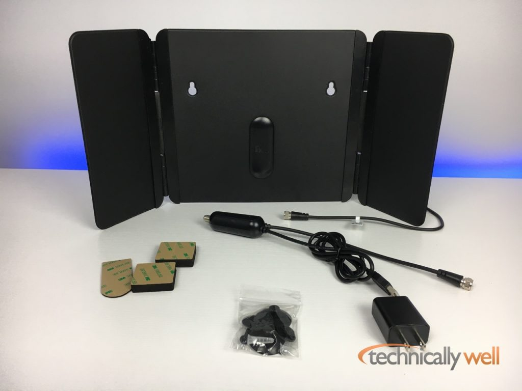 1byone Folding TV Antenna