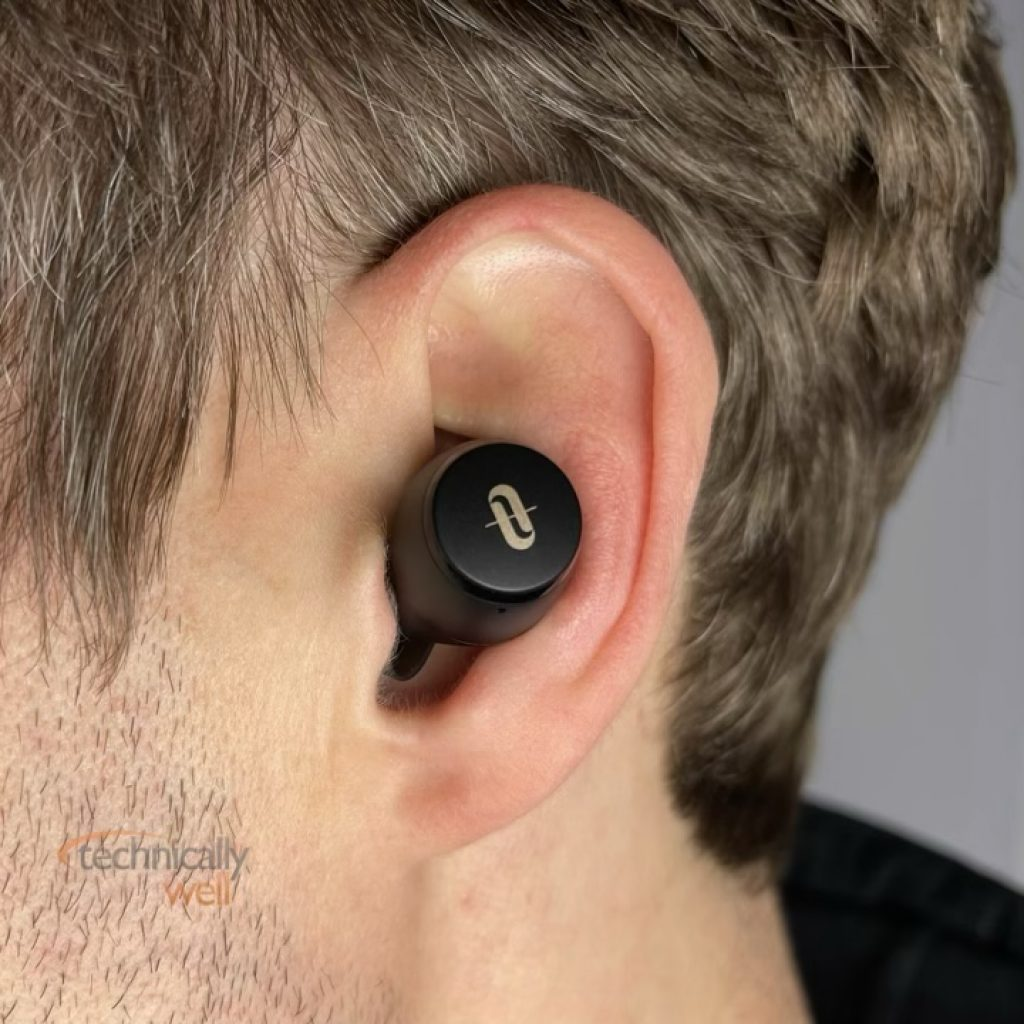 TaoTronics SoundLiberty 97 in ear