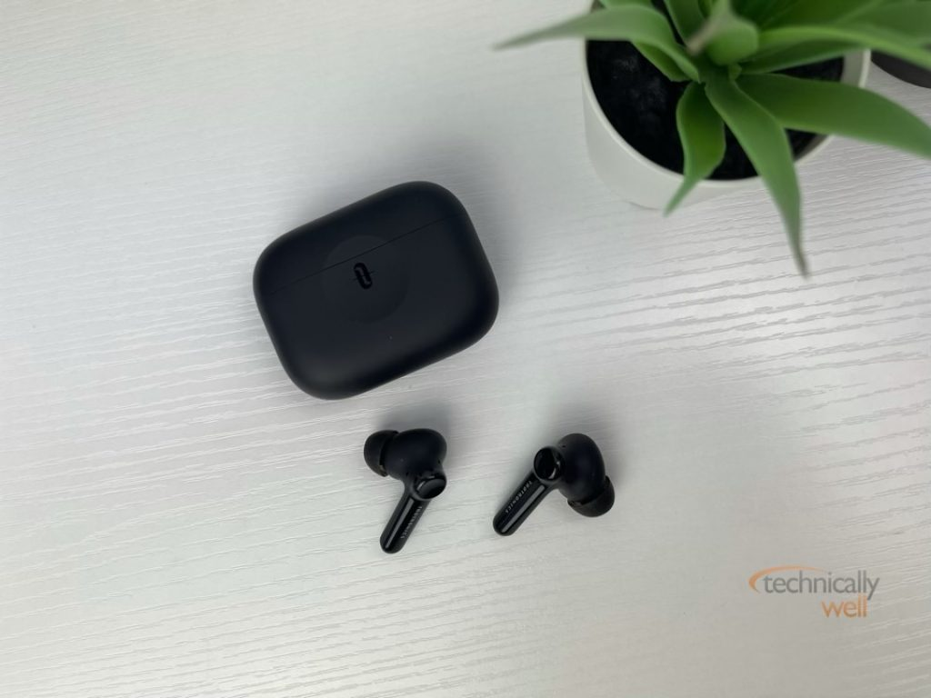 SoundLiberty Pro P10 Earbuds with case
