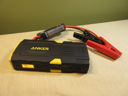 Anker PowerCore Jump Starter 600 Review – Technically Well