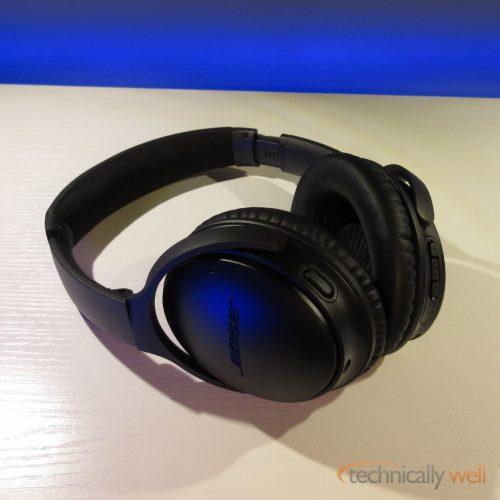 Bose QuietComfort 35 II Headphones (with Google Assistant