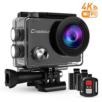 Crosstour 4K Sports Action Camera