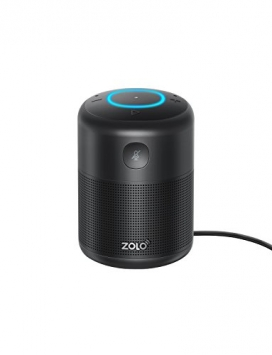 Zolo Halo Speaker with Alexa